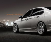 honda accord SC-6 stance wheels