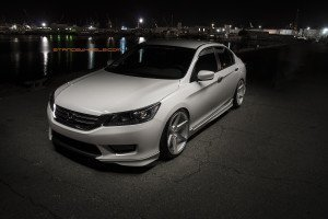 honda accord sc6 frot view