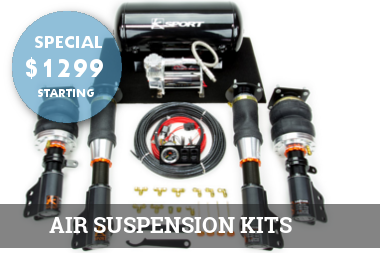 air suspension kits san diego