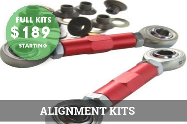 alignment kits san diego