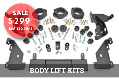 body lift kit san diego