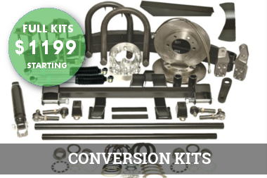 conversion kit san diego