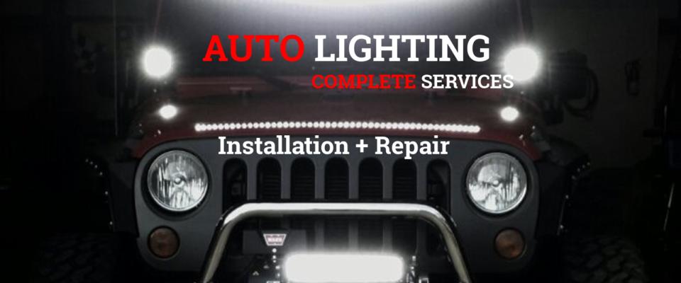 "<span class=""light"">Automotive</span> Lighting"