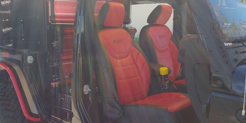 car upholstery san diego