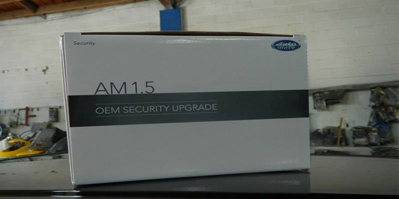 oem security system upgrade